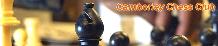 Camberley Chess Club contacts