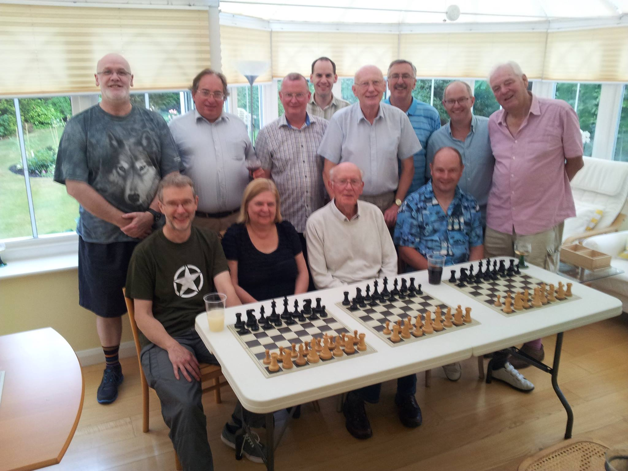 Camberley Chess Club BBQ 2014large