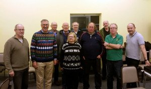 Camberley Chess Club Party Dec 2016