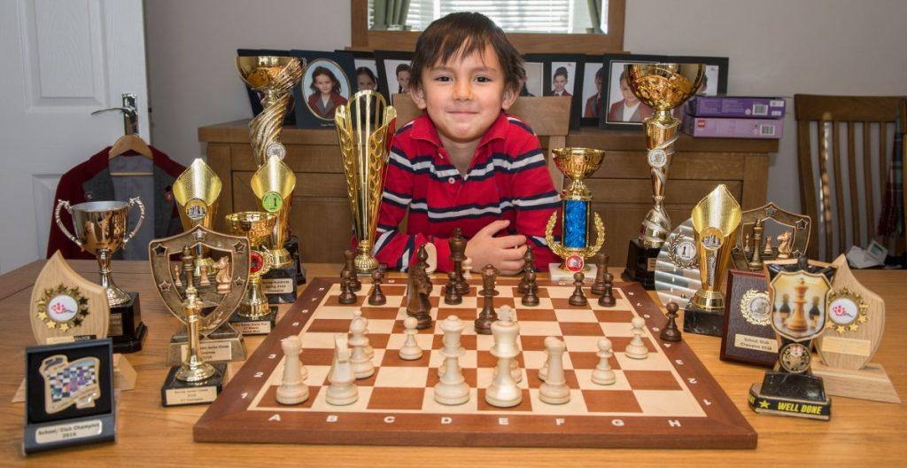 Camberley Chess Club member - Daniel Shek