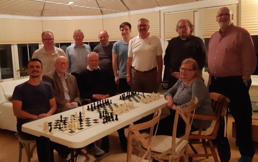 Camberley Chess Club Autumn Get Together 2018