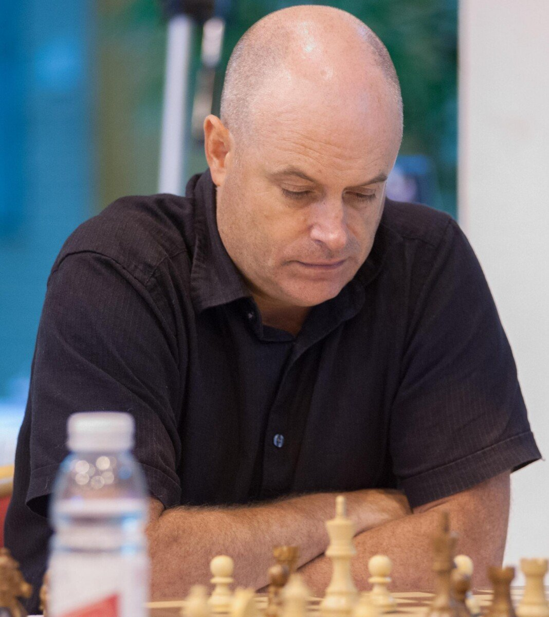 Grandmaster Keith Arkell