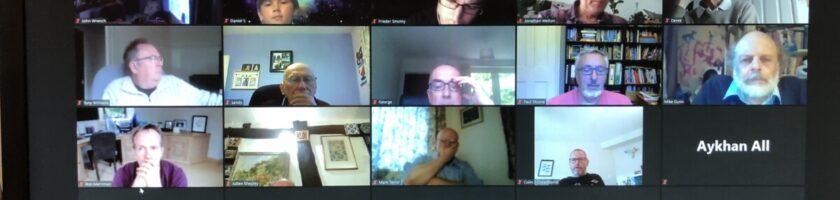 Weekly Zoom Meeting