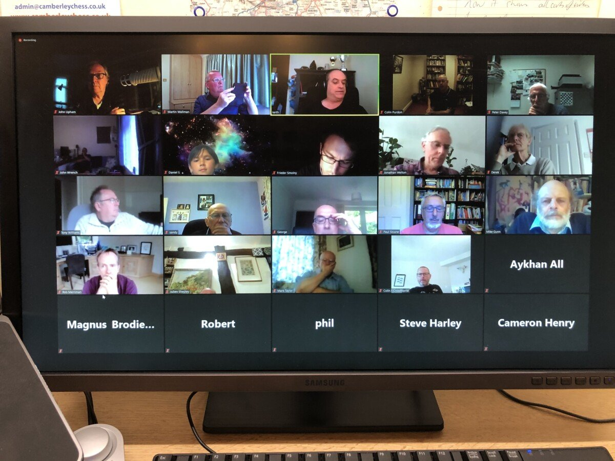 Weekly Zoom Meeting