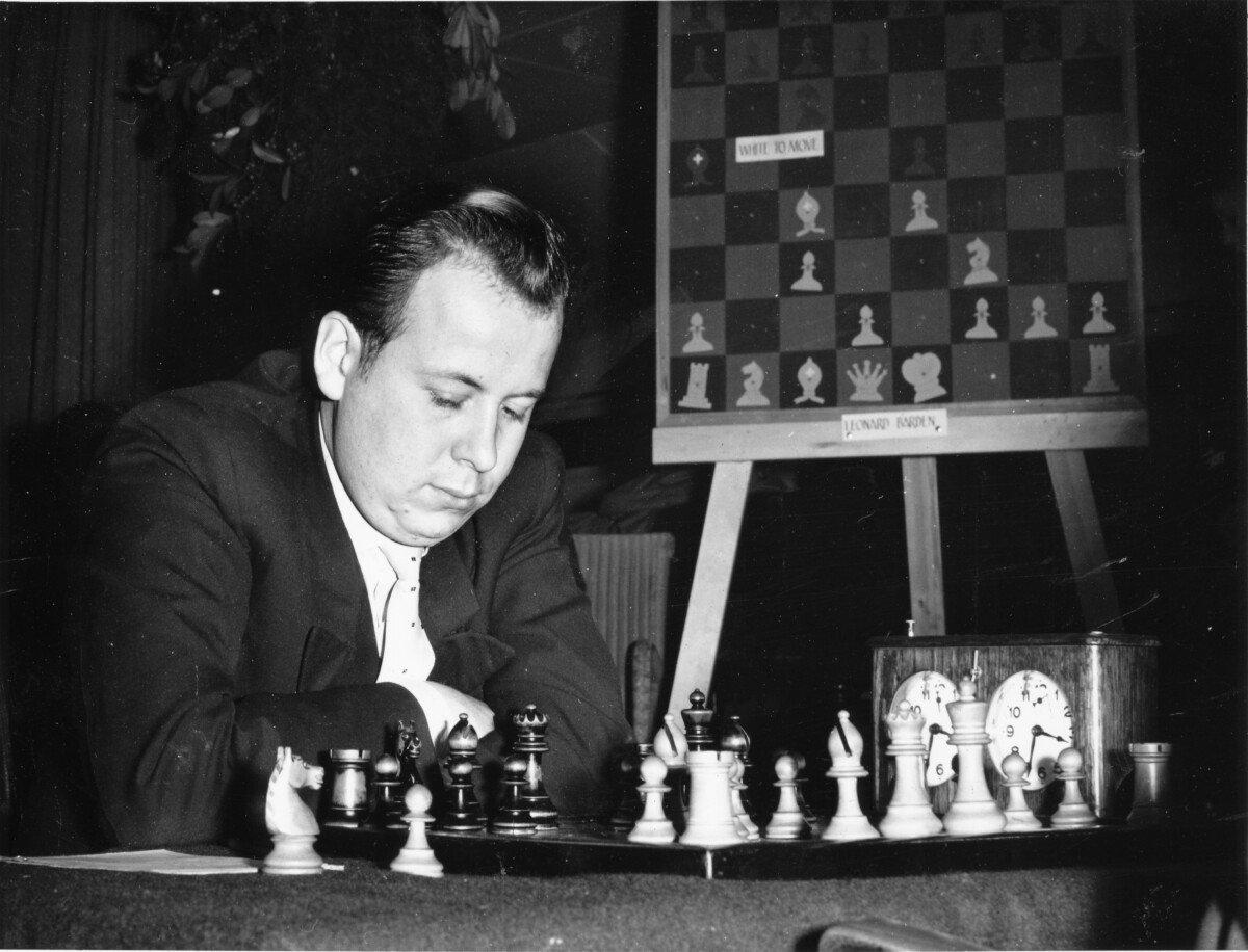 GM Wolfgang Uhlmann (1935-2020)