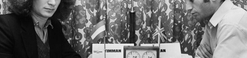 Jan Timman plays Michael Stean